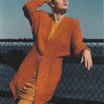 Cotton Chenille Suit, Co-Designed with Suzanne Squires 1991