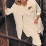 Line Suit, Co-Designed with Suzanne Squires 1990